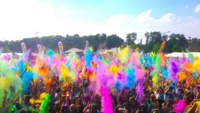 Photo: Holi Open Air