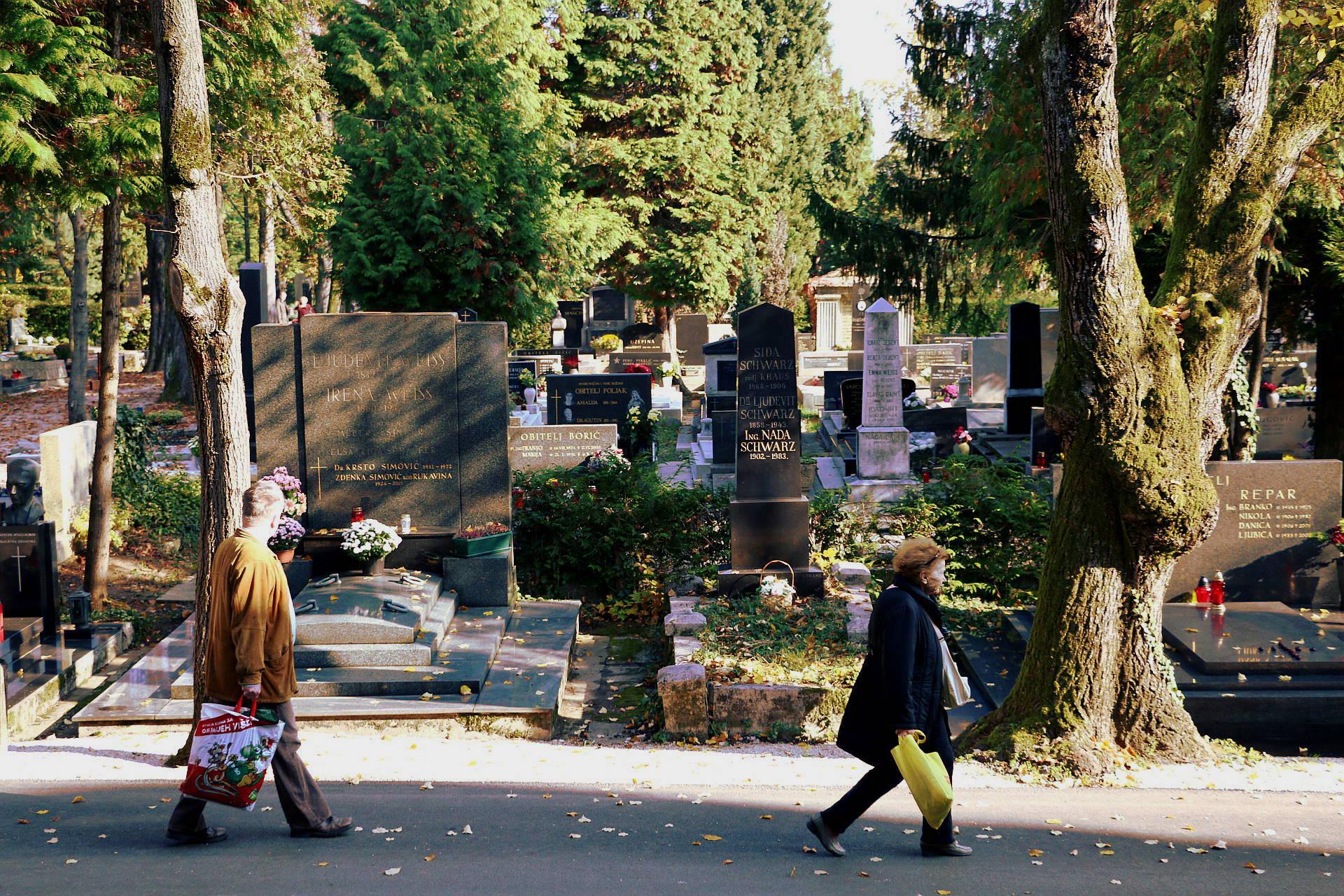 Mirogoj Cemetery A Pantheon Of Croatian History Just Zagreb