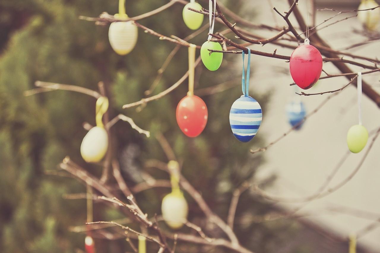 easter-eggs Pixabay
