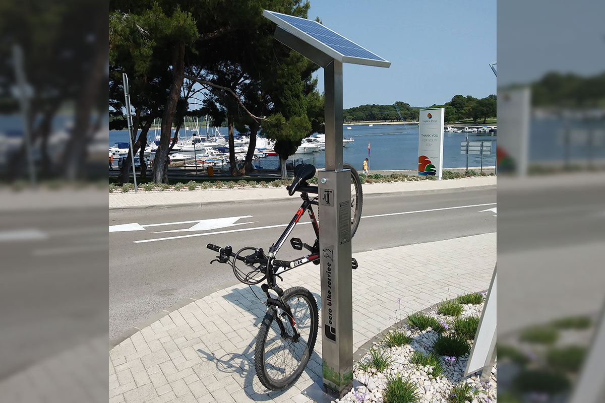 Photo of Recro Bike Service – Rolling Out Self-Service Repair Stations