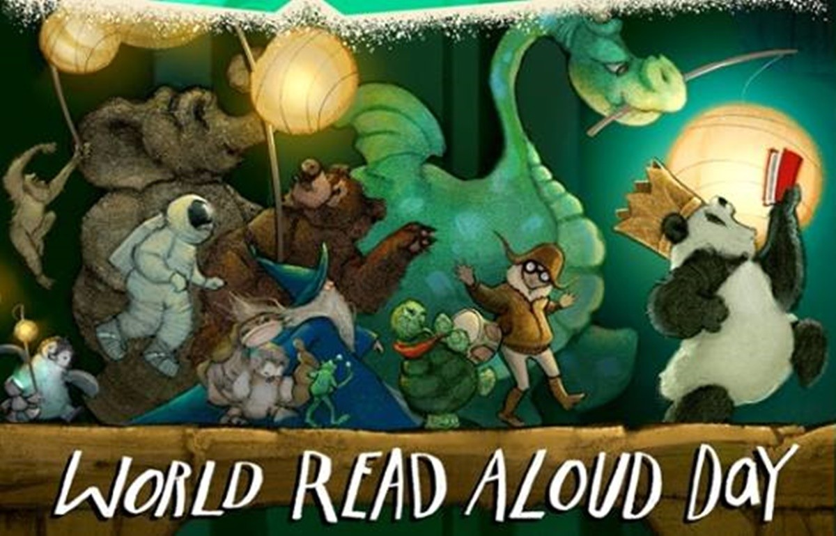 Photo of World Read Aloud Day 2019