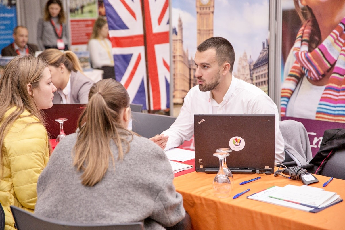 Photo of World Education Fair Zagreb 2019
